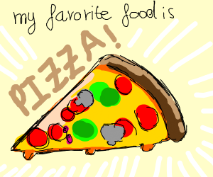 my fav food