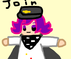 JJBA character wants you to join Dice