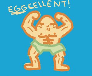 buff eggman