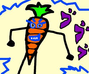 Evil carrot