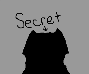A secret hideout cave