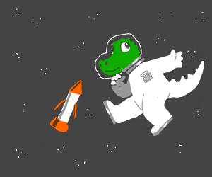 crocodile rocketman