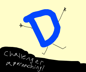 Drawception D has joined the battle?