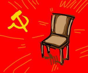 Communist chair