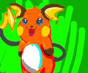 Draw your favorite gen 1 Pokémon