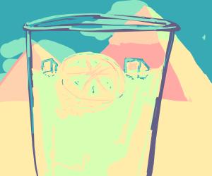 Lemonade and pyramids