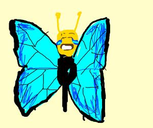 emoji betterfly