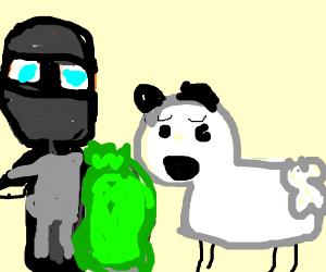 Sheep Burglar