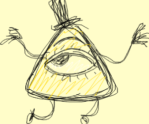 BILL CIPHER THE SCIENCE GUY