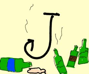 Alcoholic Hook