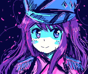 anime queen