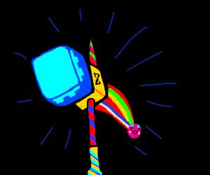 Candy Hammer