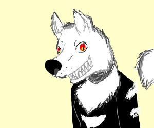 werewolf fursona