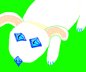 Diamond bunny