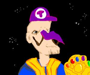 Waluigi Thanos