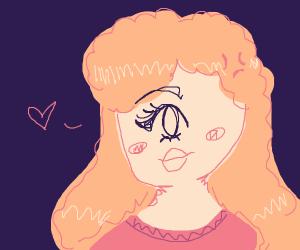 Anime Redhead Cyclops (Im sorry)
