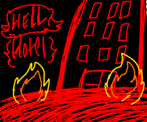 the hell hotel