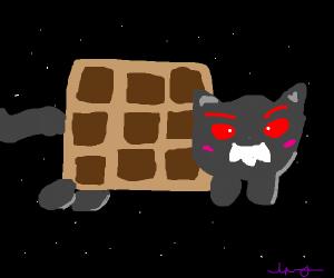 Nyan Cat's evil twin