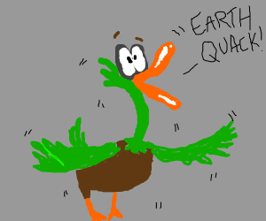 Earth duck