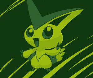 Green Victini