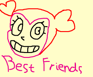 You best friend Spinel!