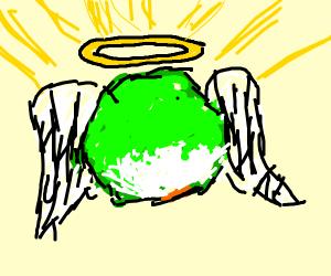 Holy lettuce