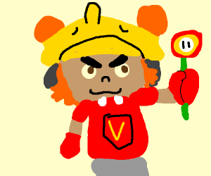 9-volt from the WarioWare games