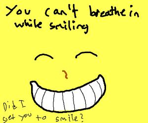 Challenge: Make Me Smile