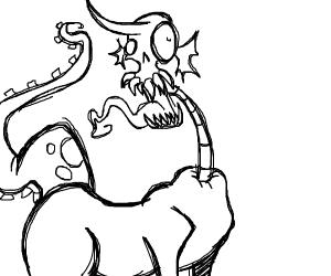 chaos monster
