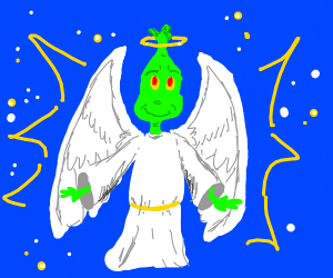 Angel Grinch