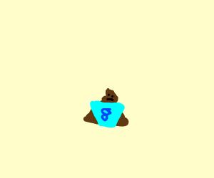 #8 poop