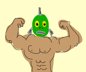 Fishhead Buffman