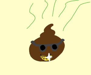 very cool poop ball