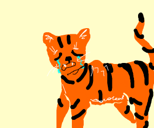 the cry of the tiger ;n;