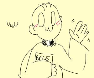 OwO priest