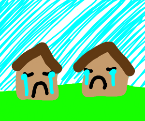 Crying houses