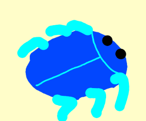 Blue beetle or something