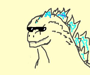 cool Godzilla