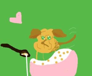 Cornflake Dog