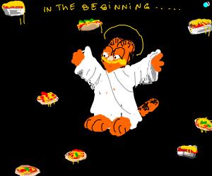 Garfoofle Vores Lasagna Drawception