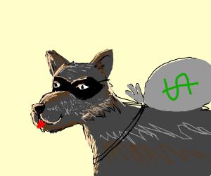 Wolf Thief