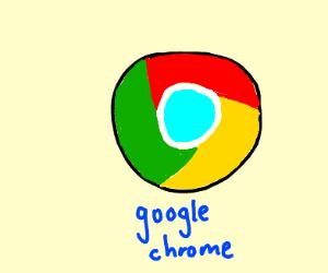 google chrome symbol