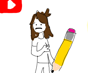 sad jaiden animations