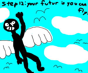 Step11: Ask panel12 to draw my futur!