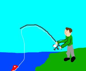 Fishing for pork chops
