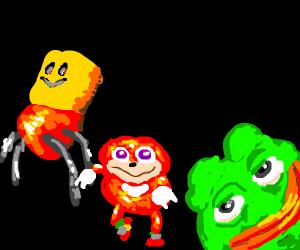 Squad of Memes