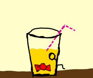 Dapper lemonade