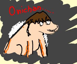 oh no Fulmetal Alchemist Terrible dog fusion