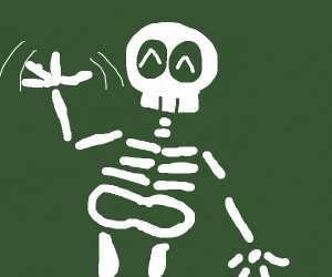 Mr skeletal waves hi
