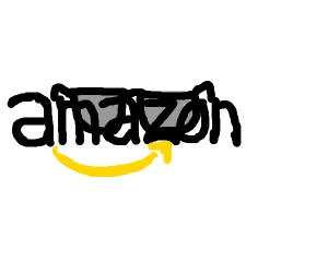 Amazon wearing sunglasses